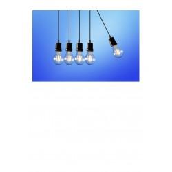 A60 6Watt E27 2700K° CLASSIC LED STANDARD 18,49€