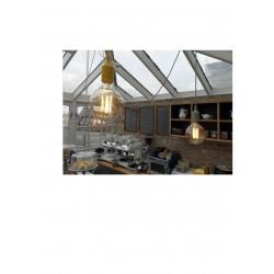 G125 6Watt E27 2200K° GOLDEN VINTAGE LED 6W DIM 28,67€